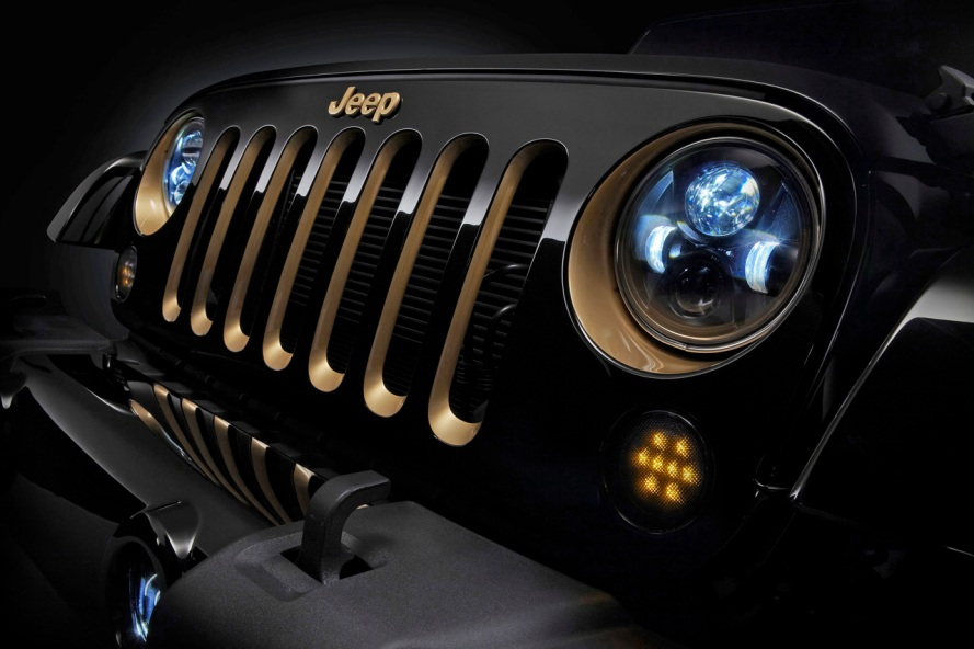 jeep wrangler led headlights better automotive lighting blog. Cars Review. Best American Auto & Cars Review