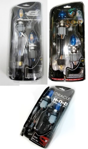 Comparison of HOD Bulbs