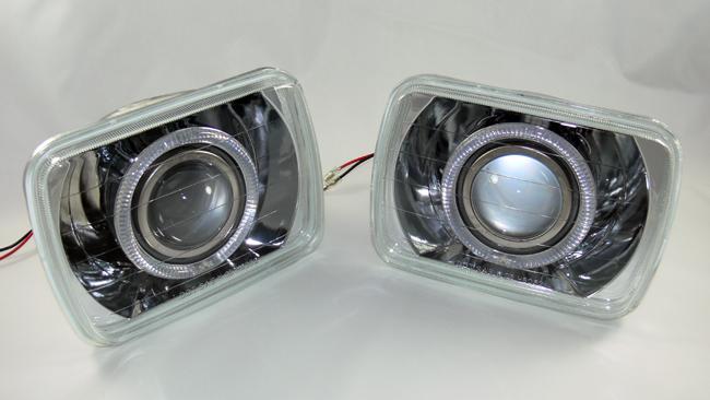 Projector headlight for ertiga