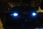 Nissan 350z Back Up LEDs