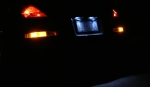 350z Rear LED Lights