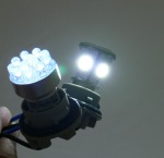 High Power or Low Power LEDs?  Your Choice