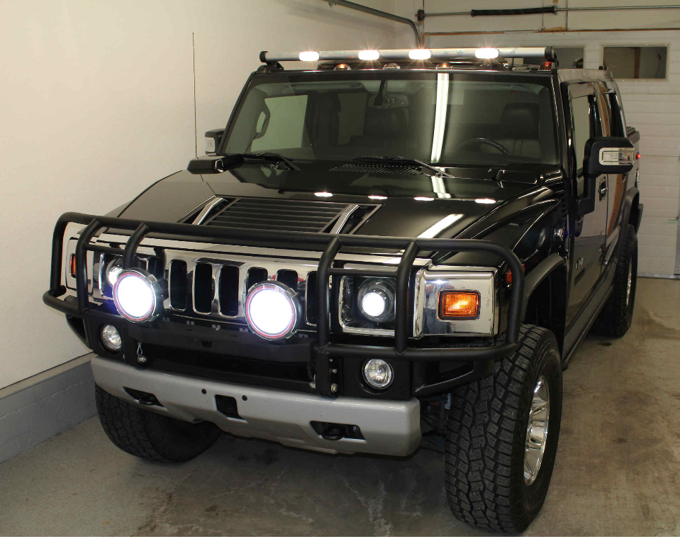 watch more like hummer h2 headlight upgrade h2 hummer starr hid