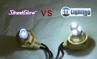 194 168 T10 LED Comparison