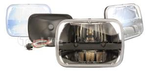 Truck-Lite 7x6 LED Headlight
