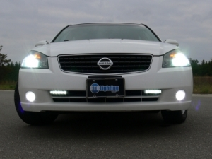 nissan altima led DRL