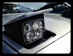 Fiero LED Headlight housings