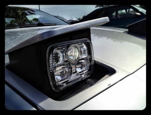 Fiero LED Headlight housings