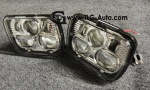J.W. Speaker 5x7 LED Headlights