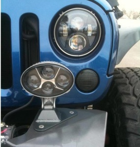 LED Headlights and Driving Lights