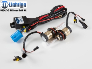 9004 9007 gtr lighting xenon