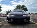 1997 Eagle Talon TSi factory lights