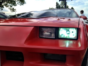 GTR Lighting Camaro Xenon