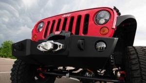 JW Speaker LED Headlights and Foglights
