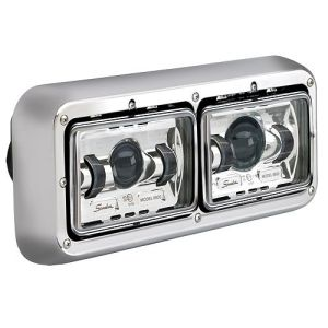 Dual LED Headlights JW Speaker 8800