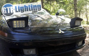 Stealth 3000GT 4x6 LED Headlight