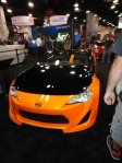 No Roof black orange Scion