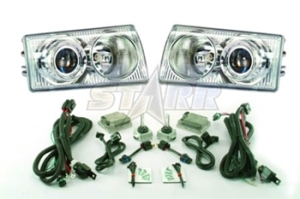 Full HID System - all parts required are included!