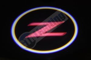 Nissan Z LED Logo Projector from GTR Lighting