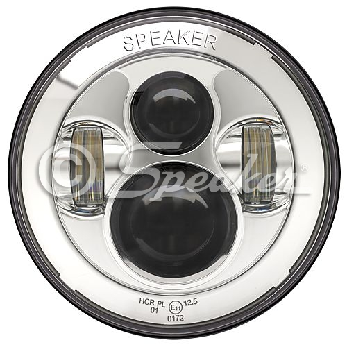 JW Speaker Model #8700 LED Headlight