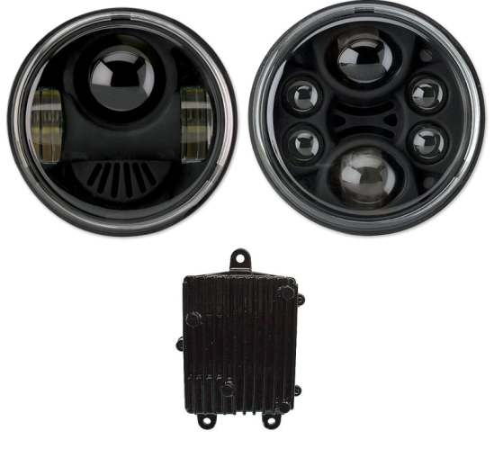 JW Speaker 6130 high and low beam with driver.