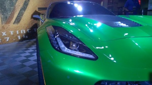 Corvette Stingray LED and HID Headlights