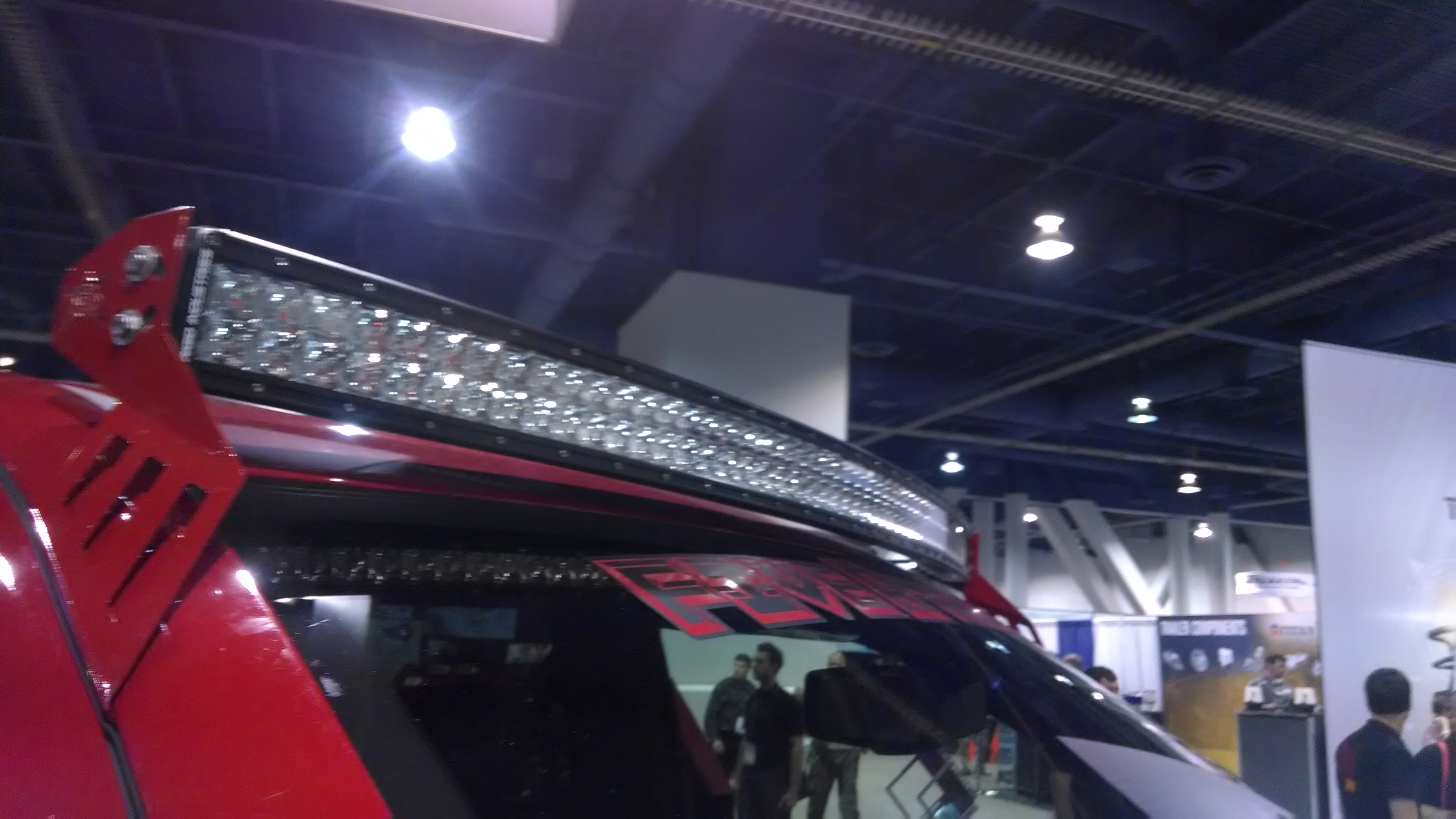The Next Big Thing: Curved LED Light Bars | Better Automotive ...