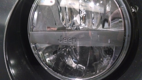 Future Jeep JK owners will have the option of a factory installed LED headlight option.