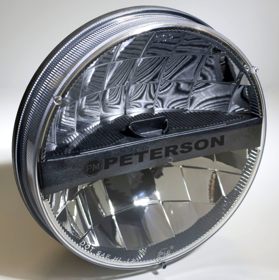 This is the unit from Peterson Manufacturing that Jeep chose to use for their Jeep options.