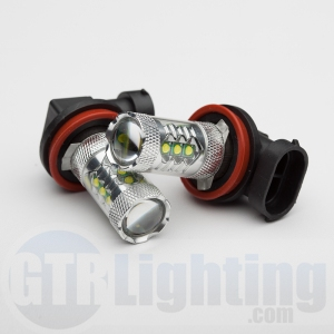 H11/H16 80w LED Bulbs from GTR Lighting