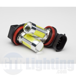 "H11/H16 ""Lightning Series"" LED bulb from GTR Lighting"