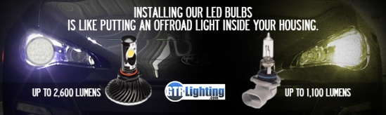 LED Headlight Conversion Kits are Just Getting Started!