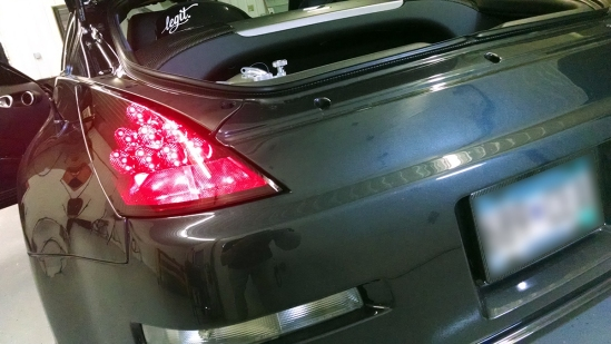 The new tail lights are beautiful, bright and very high quality!