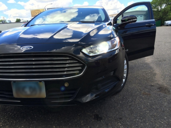 Hid Headlight Solution For 2014 Ford Fusion