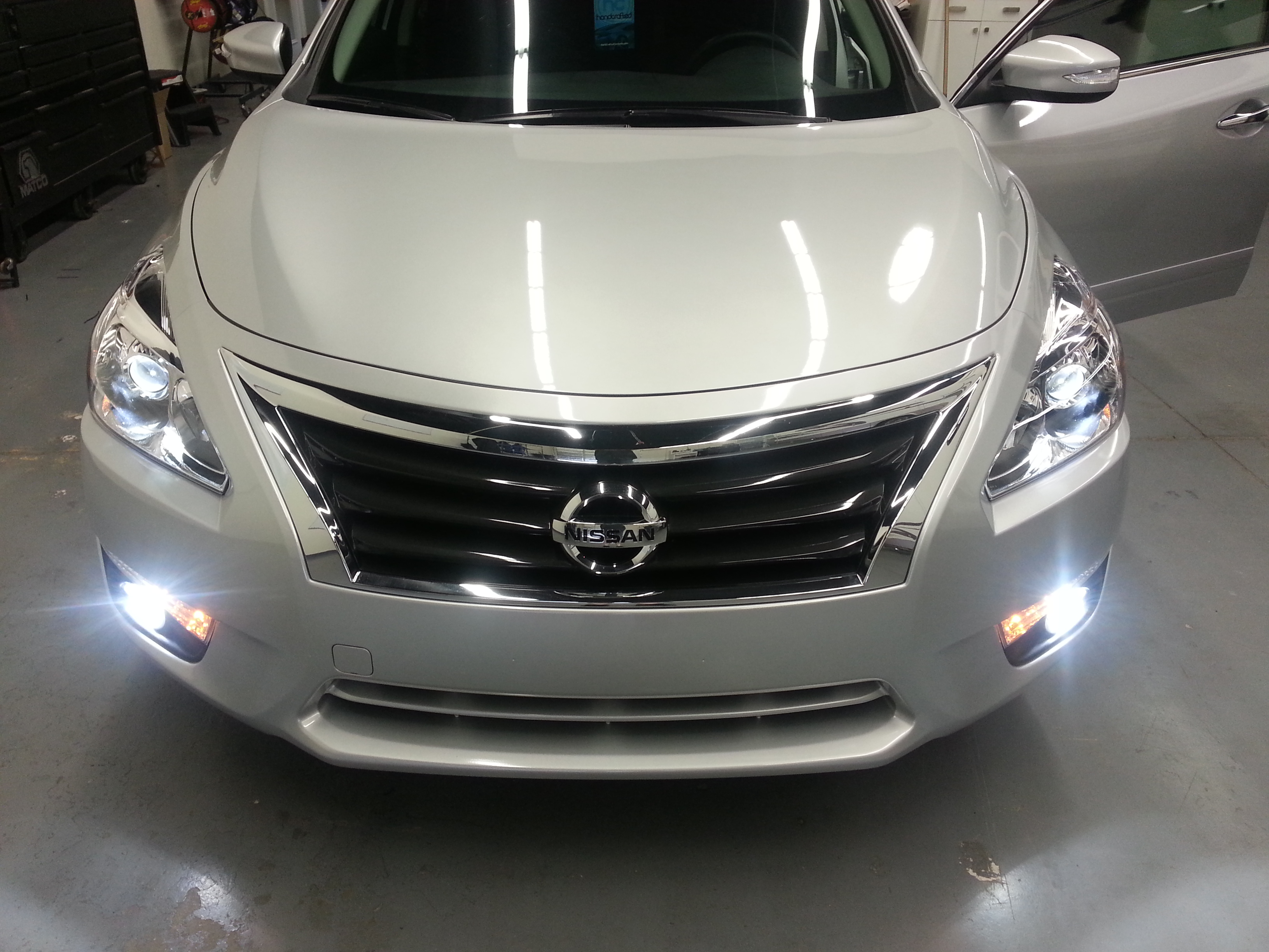 Which Bulbs Fit The 2015 Nissan Altima Sv Better Automotive Lighting Blog