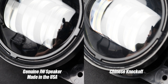 JW Speaker real and fake 2