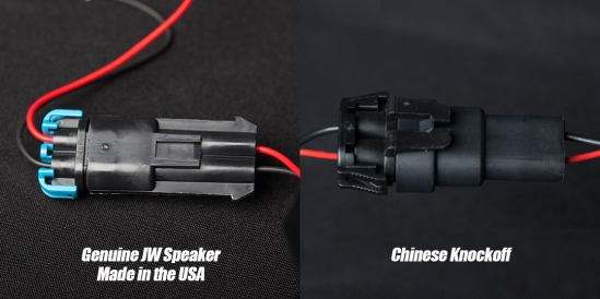 JW Speaker real and fake 6
