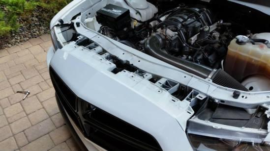 Installing LED Fog lights in Dodge charger 6