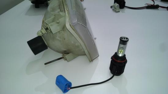 GTR Lighting GEN 2 9007 LED Headlight Bulb Install